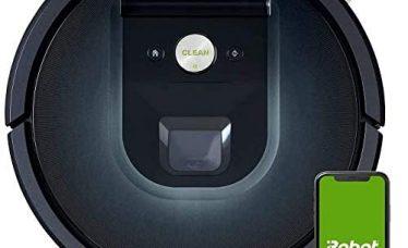 Aspirapolvere robot iRobot Roomba 981