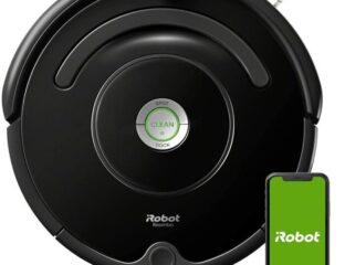 Robot aspirapolvere iRobot Roomba 671