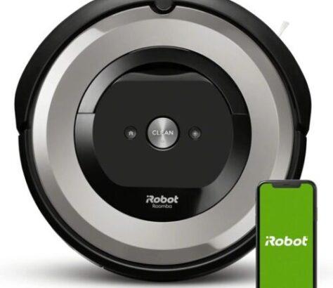 Robot aspirapolvere iRobot Roomba e5154