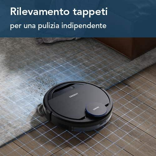 Ecovacs Robotics Deebot Ozmo 930 pulizia pavimenti
