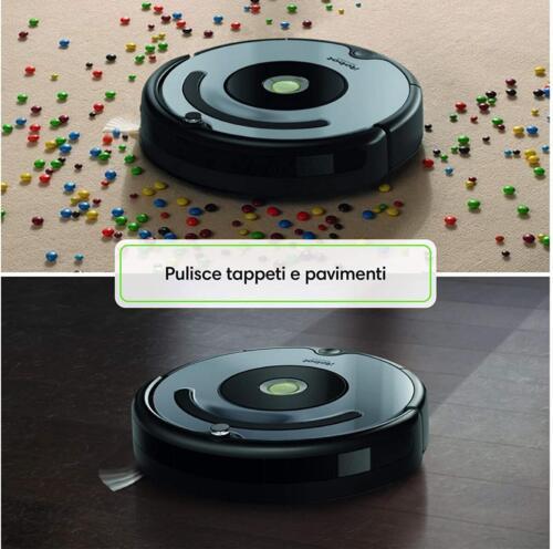 iRobot Roomba 615 pulisci pavimenti
