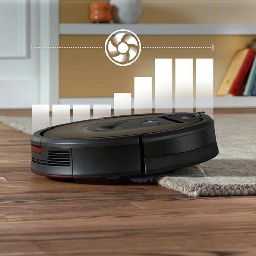 iRobot Roomba 980 navigazione