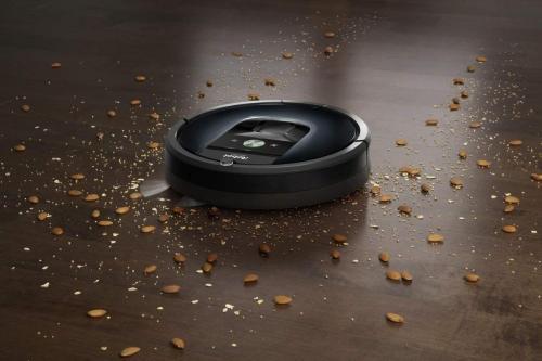 Aspirapolvere iRobot Roomba 981